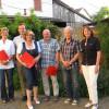 Ehrung bei der SPD Pfändhausen